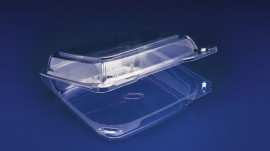 CBC-9X3 <br></br> ClearBoost PET 9″ Hinged