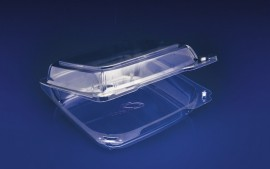 CBC-9X3 <br></br> ClearBoost PET 9&#8243; Hinged